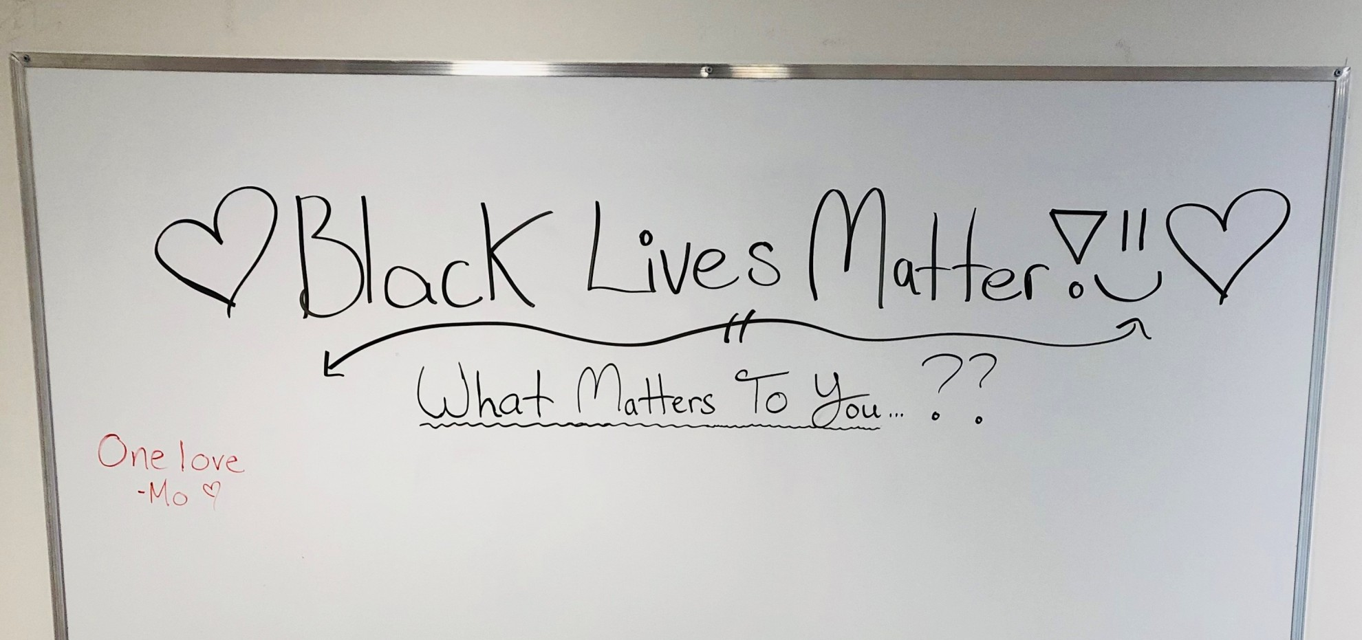 Black Lives Matter at CONNECT